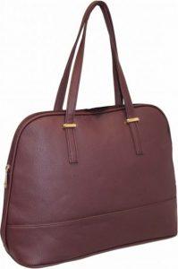 BASIC Bordó shopper kabelka – HBFB152 Velikost: univerzální