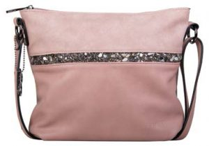 Bulaggi Dámská kabelka Zinnia Crossover 30830 Dusty pink