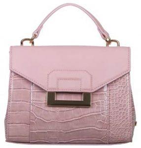 Bulaggi Dámská crossbody kabelka Cynthia Satchel 30800 Dusty pink
