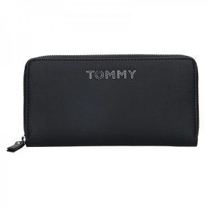 Dámská peněženka Tommy Hilfiger Lilia – černá