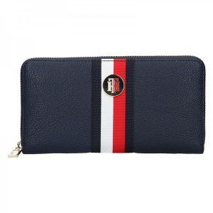 Dámská peněženka Tommy Hilfiger Silva – modrá