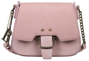 Bulaggi Dámská kabelka crossbody Dahlia Saddle Bag 30828 Dusty pink