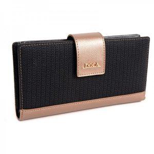 Dámská peněženka Doca 64970 – černá