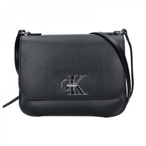 Dámská crossbody kabelka Calvin Klein Eleika – černá