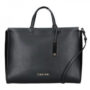 Dámská kabelka Calvin Klein Ritta – černá
