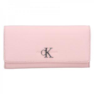 Dámská peněženka Calvin Klein Brenda – růžová