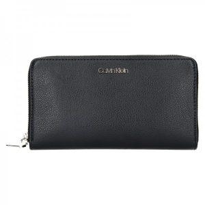 Dámská peněženka Calvin Klein Petra – černá
