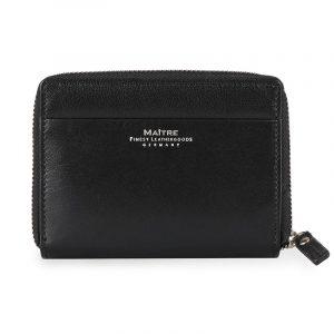 Maître Dámská kožená peněženka Schwollen Diethilde 4060001385 – 302-darkred