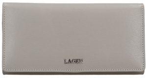 Lagen Dámská kožená peněženka 50310 Grey