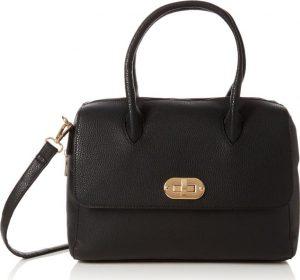 BASIC Černá dámská kabelka – HB18 Velikost: univerzální