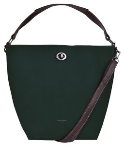 David Jones Dámská kabelka Dark Green CM5325A