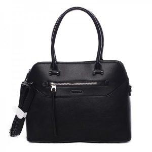 Dámská kabelka David Jones Paulette – černá