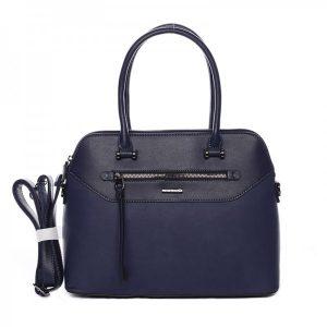 Dámská kabelka David Jones Paulette – modrá