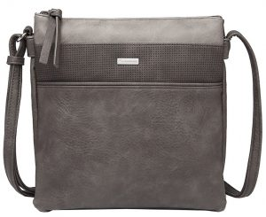 Tamaris Dámská kabelka KHEMA Crossbody Bag M Grey Comb.