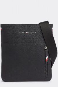 Tommy Hilfiger černá pánská taška Essential Crossover Black