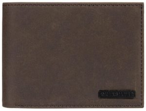 Quiksilver Pánská peněženka Bridgies III Chocolate Brown EQYAA03820-CSD0