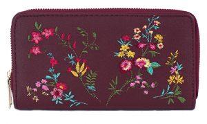 Art of Polo Dámská peněženka tr19382.2 Dark Red