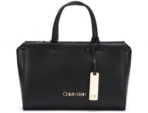 Enfold Medium Kabelka Calvin Klein | Černá | Dámské | UNI