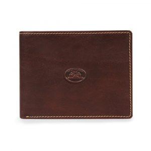 Tony Perotti Pánská kožená peněženka Italico 396 – hnědá