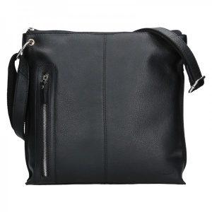 Dámská crosbody kabelka Lagen Ambra – černá