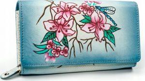 MALEDIVES dámská peněženka M-N22-ART-01_4376 GRAY Velikost: univerzální
