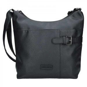 Dámská kabelka Enrico Benetti Chelles – černá