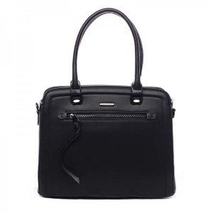 Dámská kabelka David Jones Isabelle – černá
