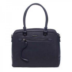 Dámská kabelka David Jones Isabelle – modrá