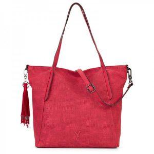 Dámská kabelka Suri Frey Nicol – červená