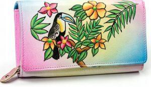 MALEDIVES dámská peněženka M-N22-ART-04_4406 PINK Velikost: univerzální