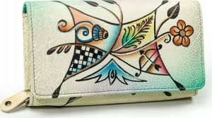 MALEDIVES dámská peněženka M-N22-ART-09_4451 BEIGE Velikost: univerzální