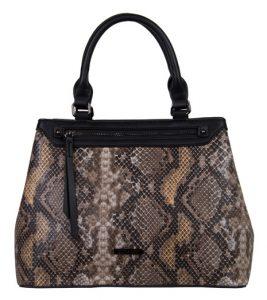 Bulaggi Dámská kabelka Snake Handbag 30798 Khaki