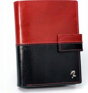 ROVICKY pánská červená peněženka RFID N4L-VT2 BLACK-RED Velikost: univerzální