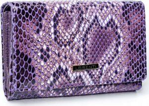 LORENTI dámská fialová peněženka 76112-ZSN RFID LILA Velikost: univerzální