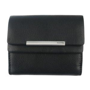 Maître Dámská kožená peněženka 1417, černá