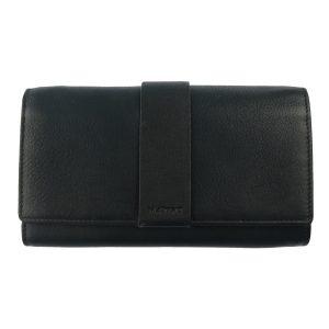 Maître Dámská kožená peněženka Maitre 1411, černá