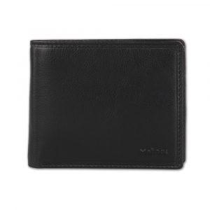 Maître Pánská kožená peněženka Gathman BillFold H8 4060001435 – černá