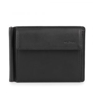 Maître Pánská kožená dolarovka F3 Ralk Billfold 4060001467 – černá