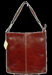 Italské kabelky Ginevra Rossa