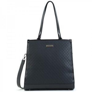 Dámská kabelka Doca 15151 – černá