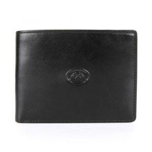 Tony Perotti Pánská kožená peněženka Italico 537 – černá