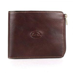 Tony Perotti Pánská kožená peněženka Italico 3645 – tmavě hnědá