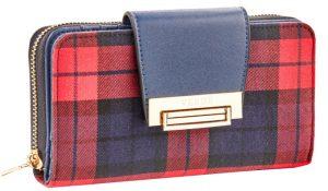 Verde Dámská peněženka 18-972 Red
