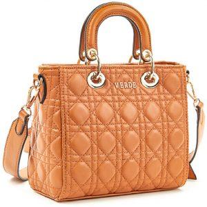 Verde Dámská kabelka 16-5271 Orange