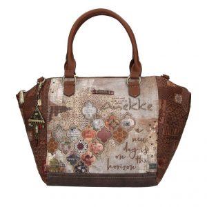 Anekke Dámská kabelka do ruky Arabescos Egypt 29891-14