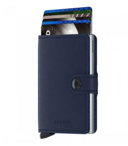 Modrá peněženka Miniwallet Original 53594