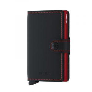 Černá peněženka Miniwallet Matte 53596
