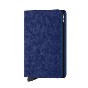 Modrá peněženka Slimwallet Crisple 53601