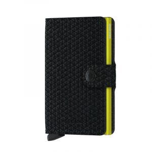 Černá peněženka Miniwallet Diamond 53604