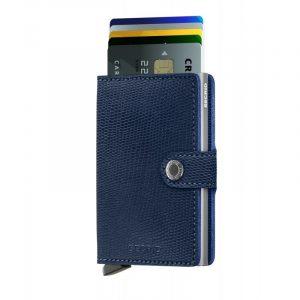 Modrá peněženka Miniwallet Rango 53608